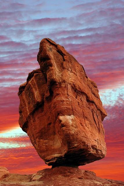 Balance Rock.