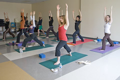 Yoga Pilates for contemporary people