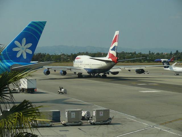 British Airways: Boeing 747