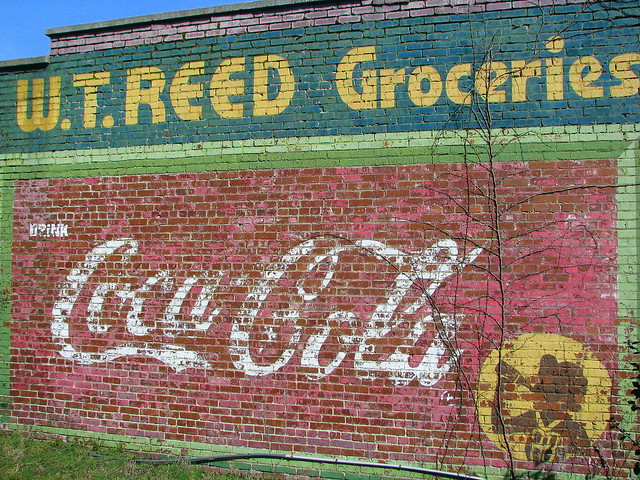 W.T. Reed Groceries \ Coca-Cola