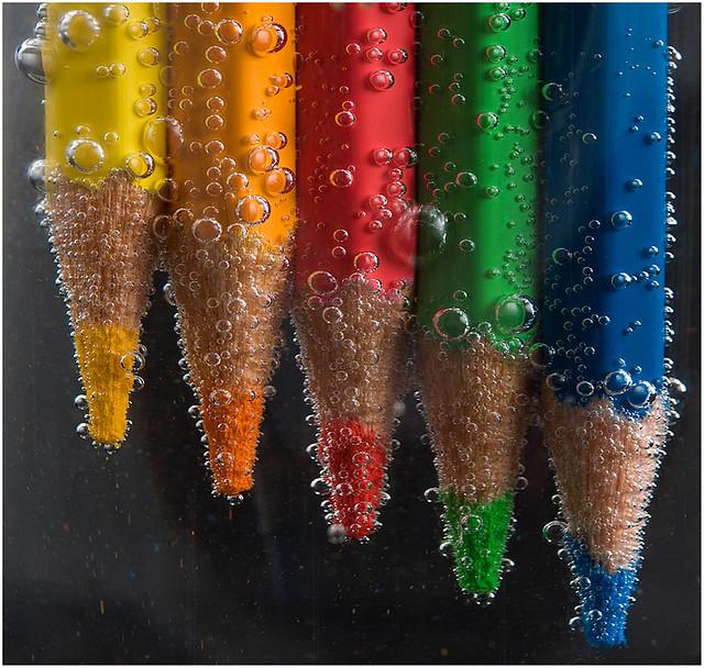 Colour Bubbles