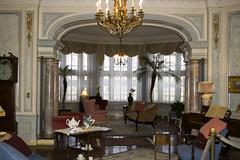 Lady Pellatt's Waiting Room