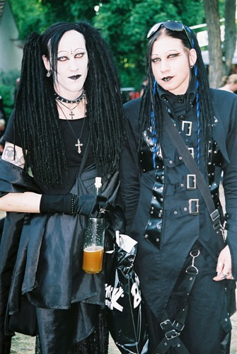 Goth dating website