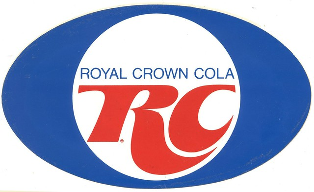RC Cola Decal