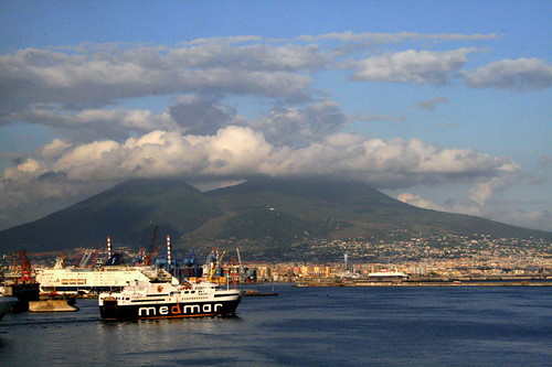 Beautiful View From Napoli but......