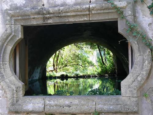 Alta mar del proyecto de restauraci n de los jardines for Jardines alfabia