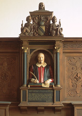Memorial Bust, Old Reading Room