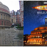Doctor Who at the Proms CD cover (not final)