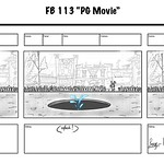 """PG Movie"" Storyboard"