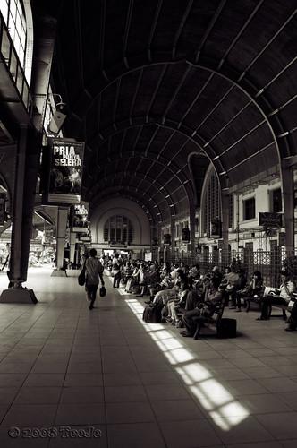 """""""Jakarta Kota Station"""""""