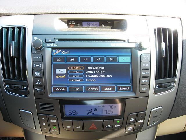 2009 Hyundai Sonata 7