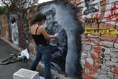 art, wall, street art, mural, graffiti, street artist, street,