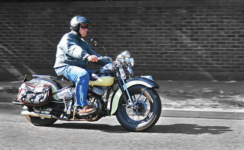 Harley Davidson 45 Flat Head
