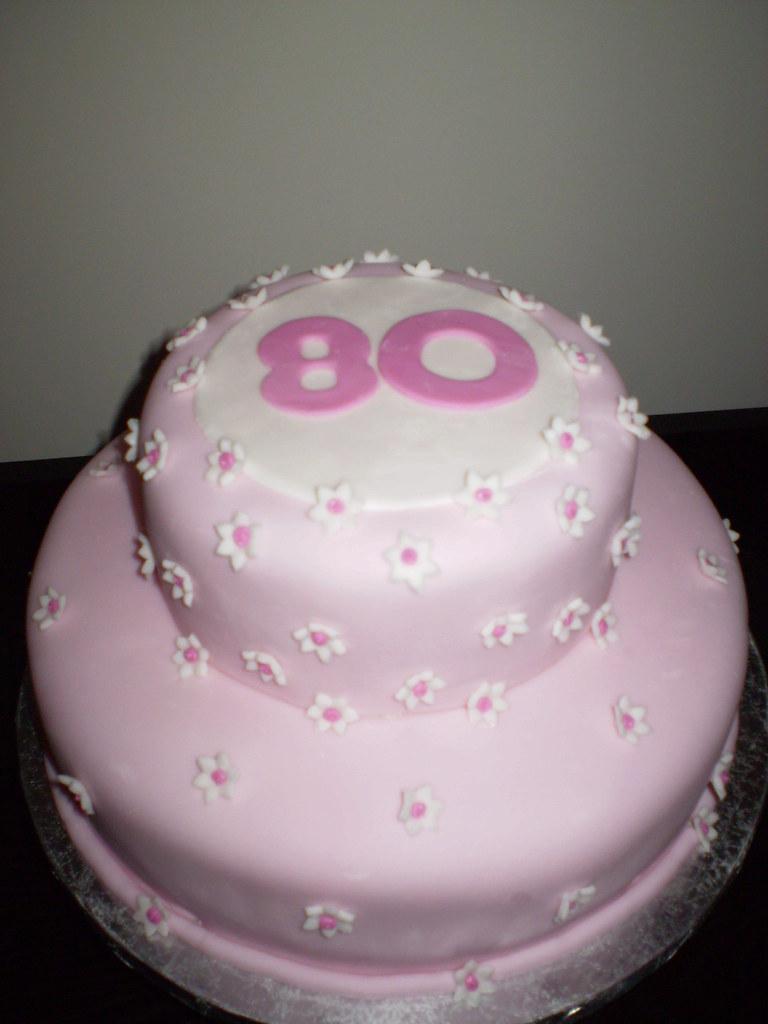 80th Birthday Cakes Birthday Cakes 18th Birthday Cakes For Girls