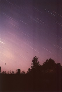 Wickiup Star Trail #1 | by Robert Wolterman