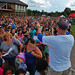 Jonas Brothers Crowd at Bethel Woods 081408