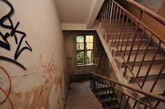 Treppenhaus Eins