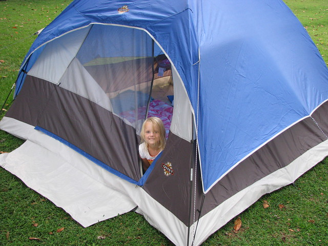 I like the new tent