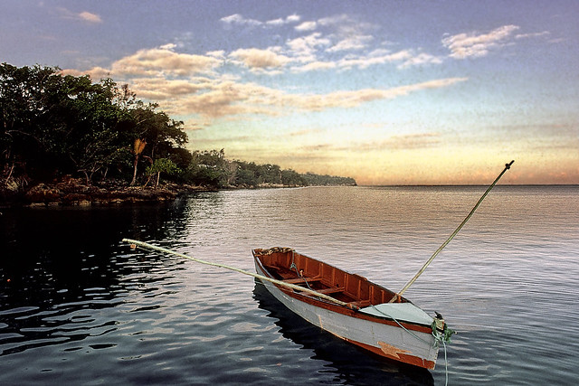fishing boat in jamaica flickr photo sharing