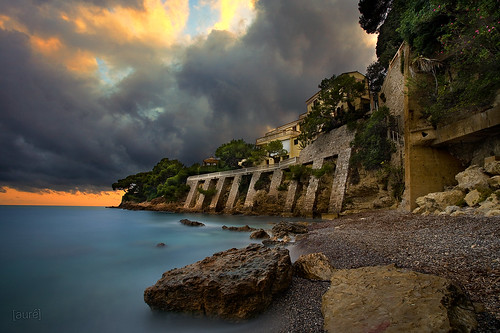 longexposure sunset sea sky mer seascape france beach skyline photoshop nice raw côtedazur paca shore plage lux dri luxe nissa frenchriviera alpesmaritimes mediteranean saintjeancapferrat dynamicrangeincrease nd400 rade villefranchesurmer canoneos5d crique méditéranée auré