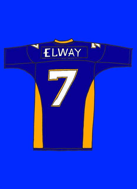 Header of john elway