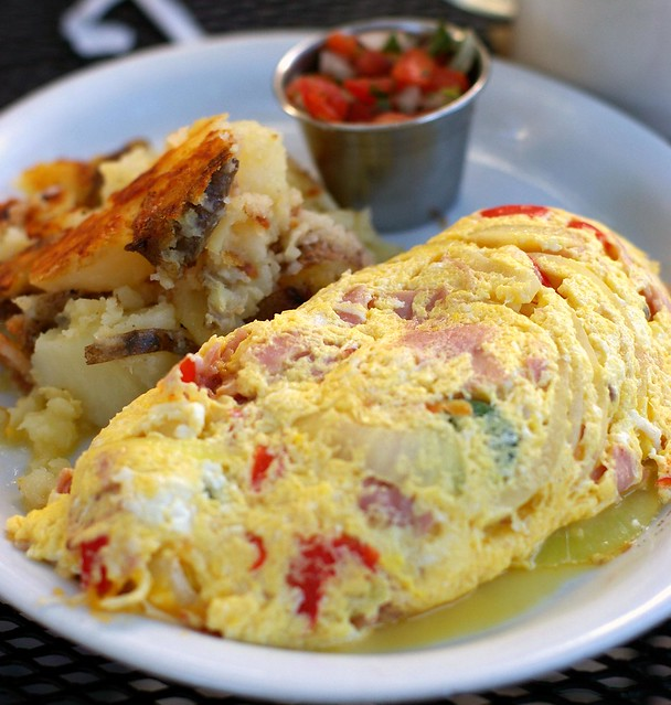 Southwestern Omelet | Flickr - Photo Sharing!