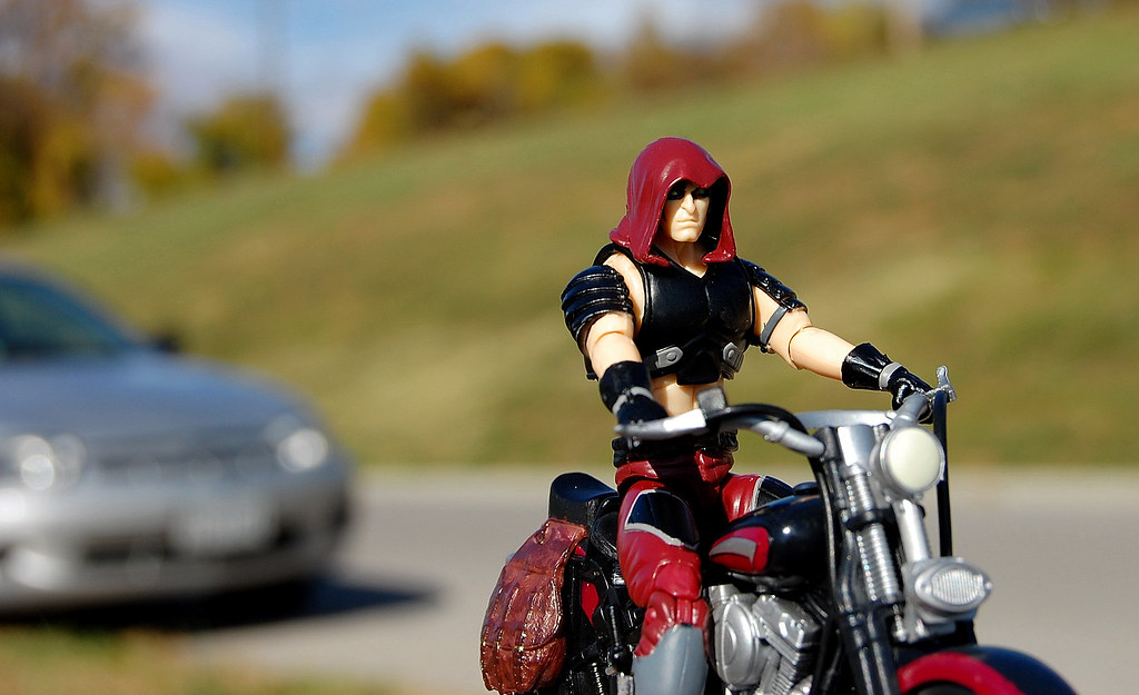 Zartan's New Bike Part 4