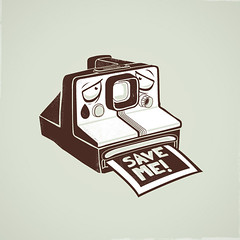 Save Polaroid!