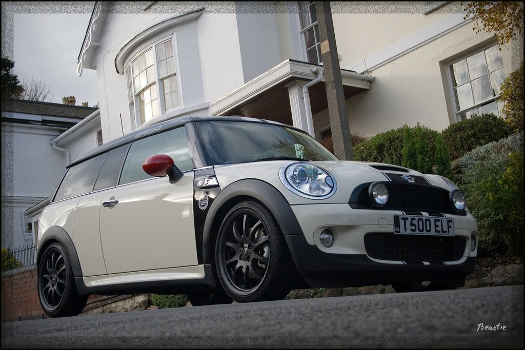 Mini Cooper S Clubman by BeastmasterNo2