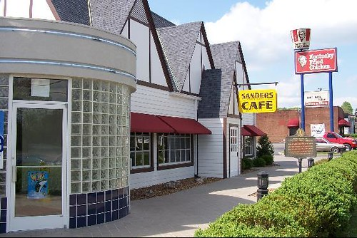 sanders cafe  the original kfc