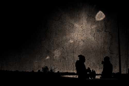 world winter people canon eos sweden textures doomsday malmö maciek endoftheworld smörgåsbord västrahamnen armagedon paralecitam 40d maciekburgielski burgielski