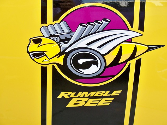 Rumble Bee Logo
