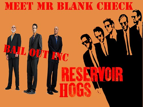 RESERVOIR HOGS by Colonel Flick