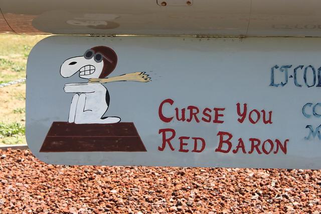 Curse You Red Baron