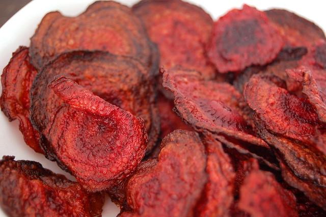 beet chips | Explore my_amii's photos on Flickr. my_amii has ...