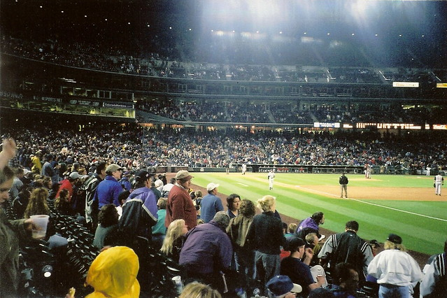 Coors Field, Home of the Colorado Rockies from Flickr via Wylio