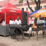 Vendors at Kaunas city days - 1