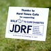 JDRF Thanks To: Hard Times Cafe