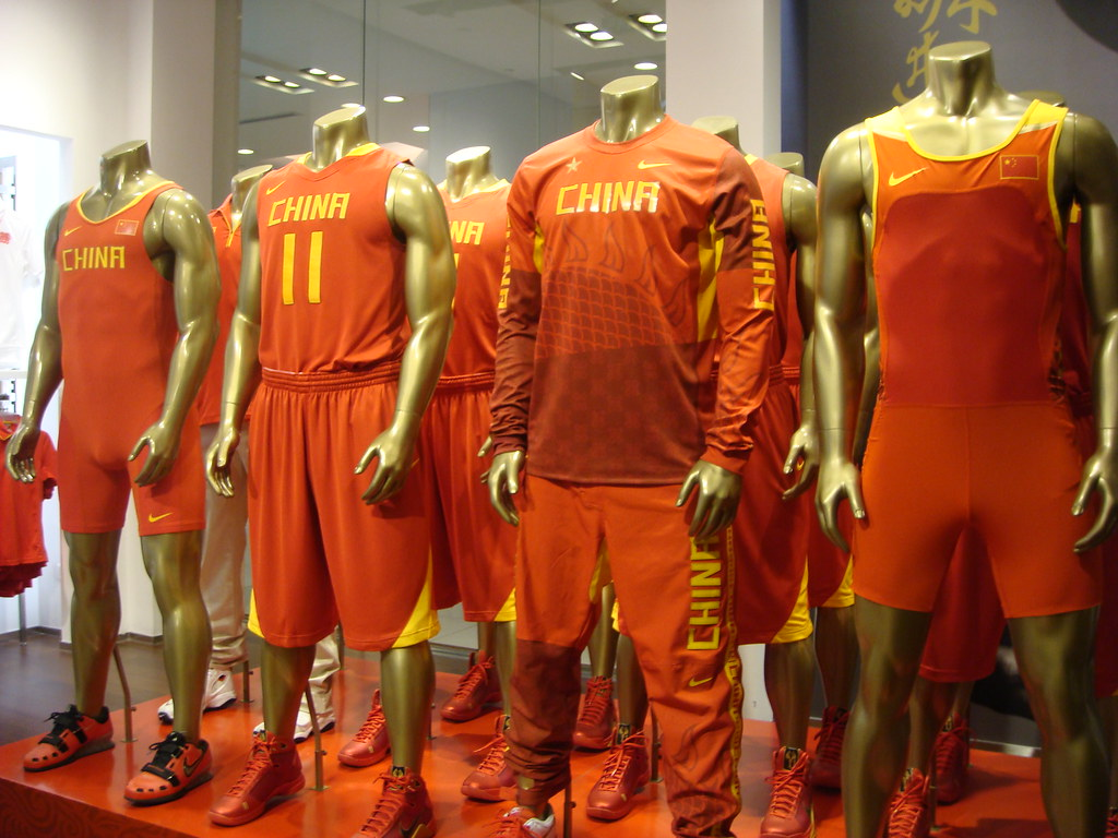 new style befdf bab2a Terra Cotta Warriors of the Nike Store | liddybits | Flickr