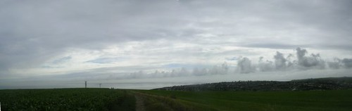 Saltdean sky