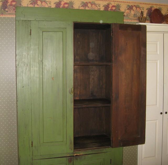 Half Cabinet Kitchen