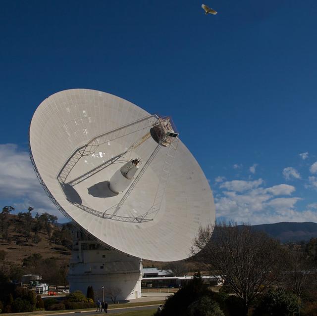 Tidbinbilla - Deep Space Tracking Station | Flickr - Photo ...