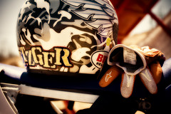 Various Freestyle Motocross Photos featuring Mike Metzger, Beau Manley, Jim McNeil, etc.