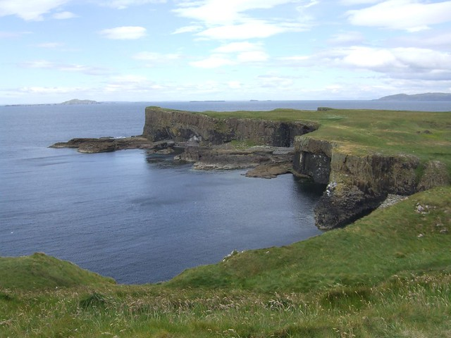Header of Staffa