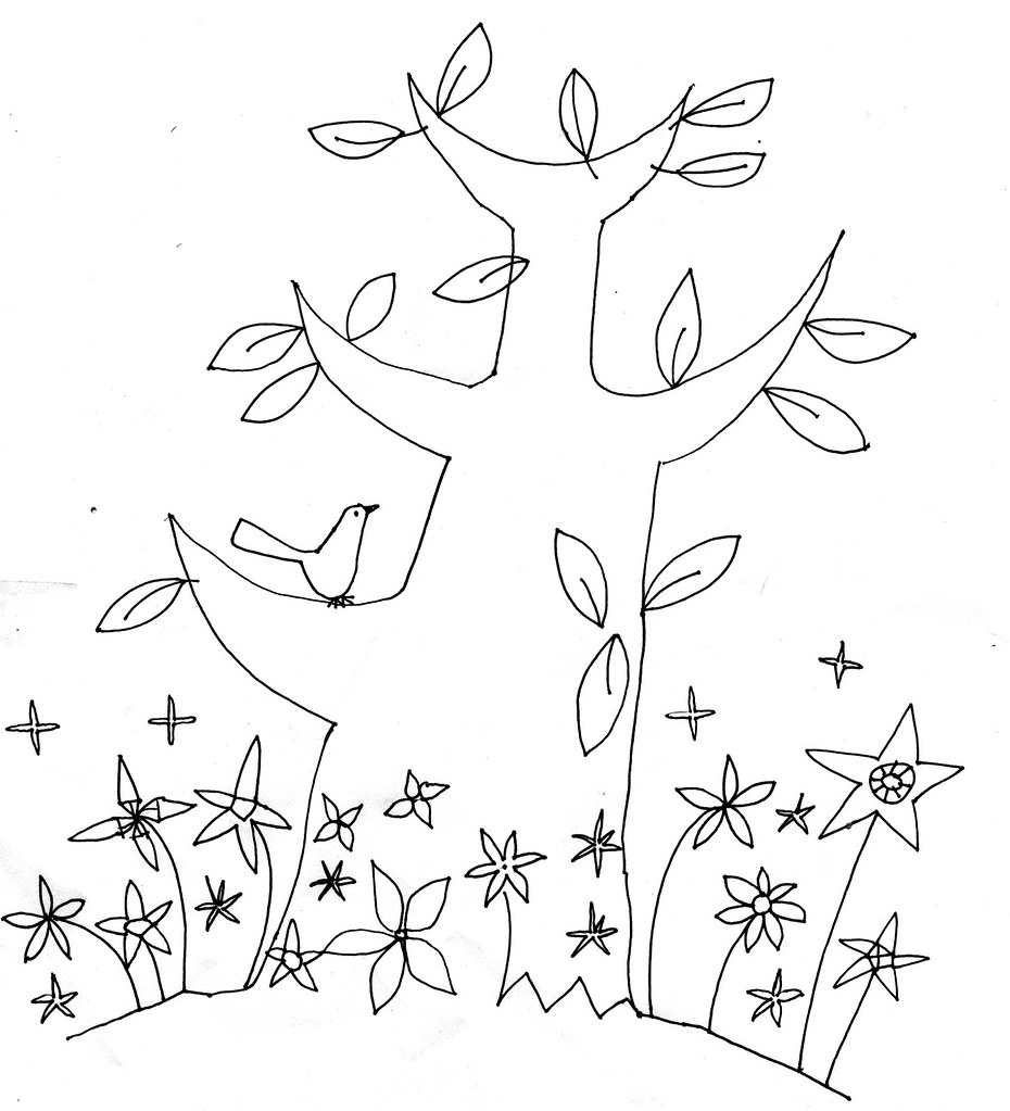 Places to find free embroidery transfers patterns