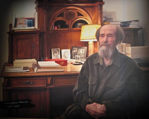 Solzhenitsyn photo
