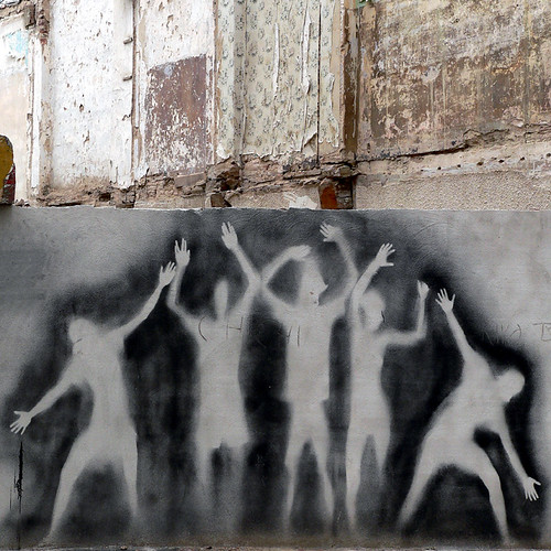 GRAFFITI en LOGROÑO by SUSO33