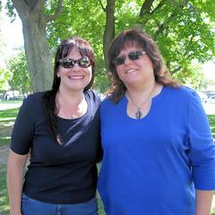 20080927 sacramento Donna and Karen