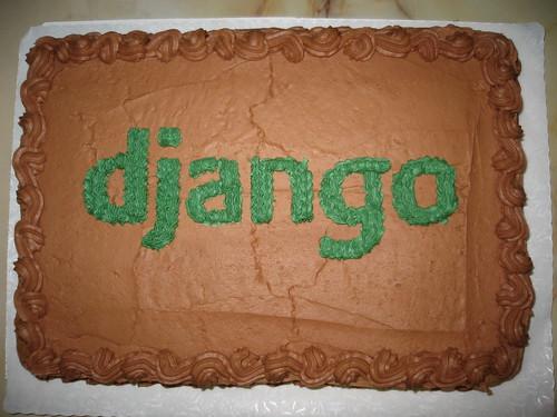 django cake
