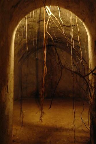 Interior de la vieja fortaleza de La Mola Menorca, isla de misterios arqueológicos - 2907660540 03291d9c1a - Menorca, isla de misterios arqueológicos